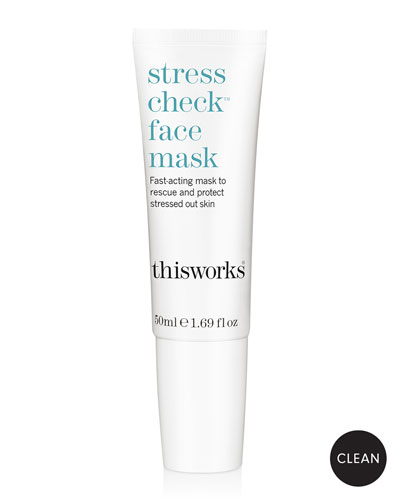 Stress Check Face Mask, 1.7 oz./ 50 mL