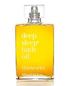Deep Sleep Bath Oil, 3.4 oz./ 100 mL