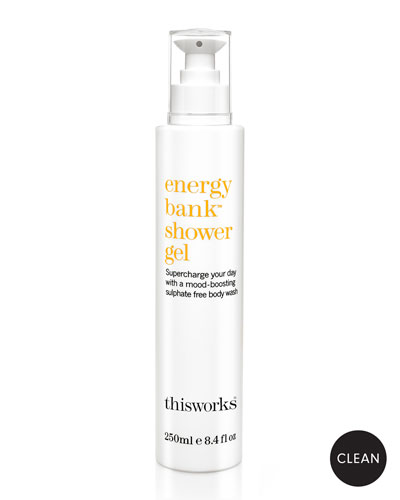 Energy Bank Shower Gel, 4.0 oz./ 250 mL