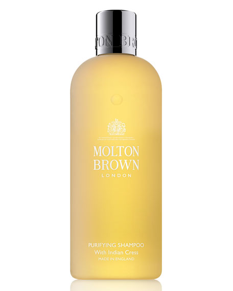 Molton Brown 10 oz. Purifying Collection with Indian Cress Shampoo