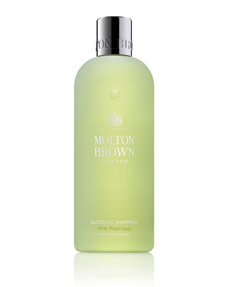 Molton Brown 10 oz. Glossing Collection with Plum-kadu Shampoo