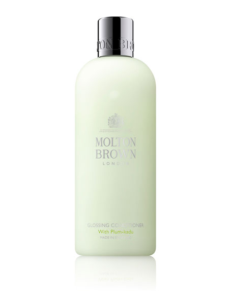 Molton Brown 10 oz. Glossing Collection with Plum-kadu Conditioner
