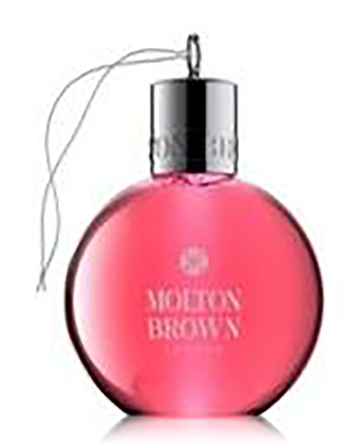 Pink Pepperpod Festive Bauble, 2.5 oz./ 75 mL