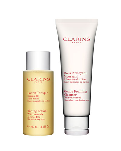Cleansing Essentials - Normal or Combination Skin