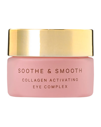 Soothe and Smooth Collagen Activating Eye Complex, 0.5 oz./ 14 mL