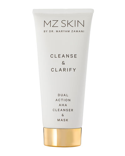 Cleanse and Clarify Dual Action AHA Cleanser and Mask, 3.4 oz./ 100 mL