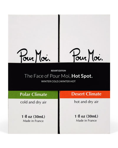 The Face of Pour Moi, Resort Edition: Hot Spot, 2.0 oz./ 60 mL