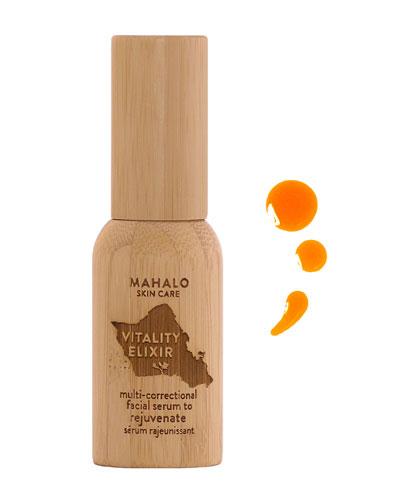 VITALITY ELIXIR Multi-Correctional Facial Serum to Rejuvenate, 1.0 oz./ 30 mL