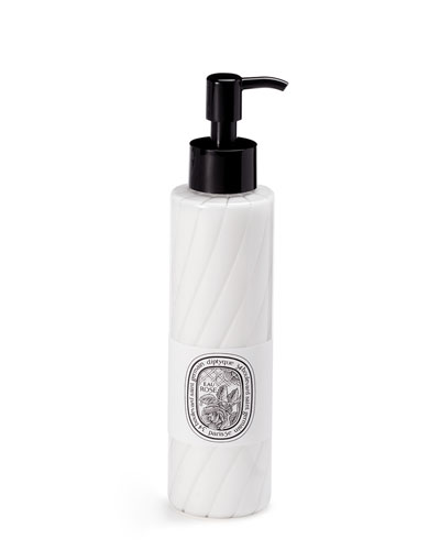 Eau Rose Hand and Body Lotion, 6.8 oz./ 200 mL