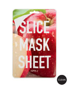 Apple Slice Mask