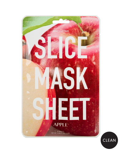 Apple Slice Mask