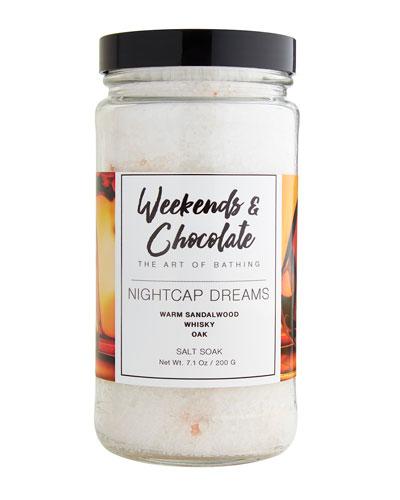 Bath Salts - Nightcap Dreams, 7 oz./ 200 g