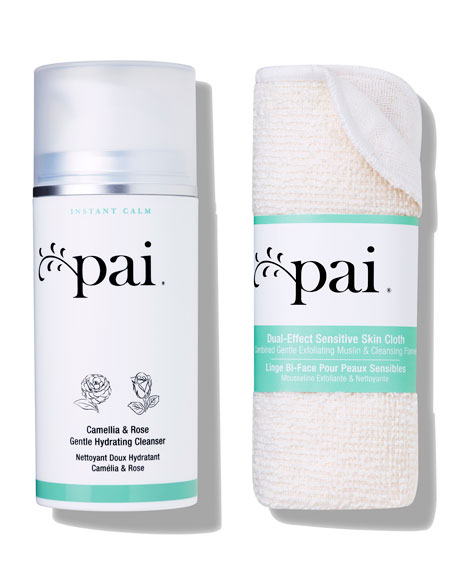 Pai 3.4 oz. Camellia & Rose Gentle Hydrating Cleanser