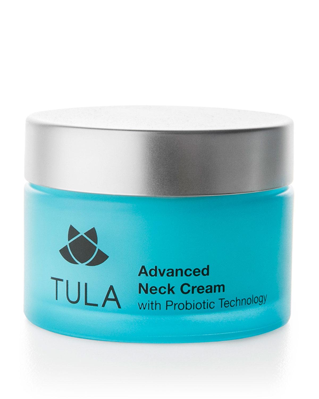 TULA Advanced Neck Cream, 1.7 Oz./ 50 Ml