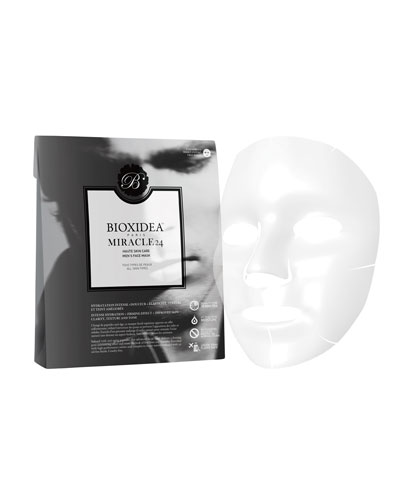 Miracle24 Face Mask for Men
