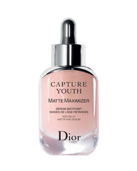 Dior 1.0 oz. Capture Youth Matte Maximizer Age-Delay Mattifying Serum