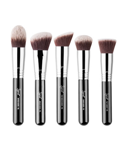 Sigmax® Kabuki Kit - 5 Brushes ($125.00 Value)
