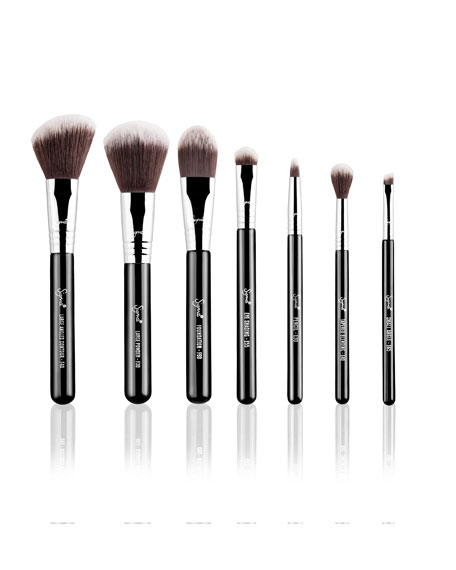 Sigma Beauty Travel Makeup Brush Kit – Mr. Bunny ($129.00 Value)