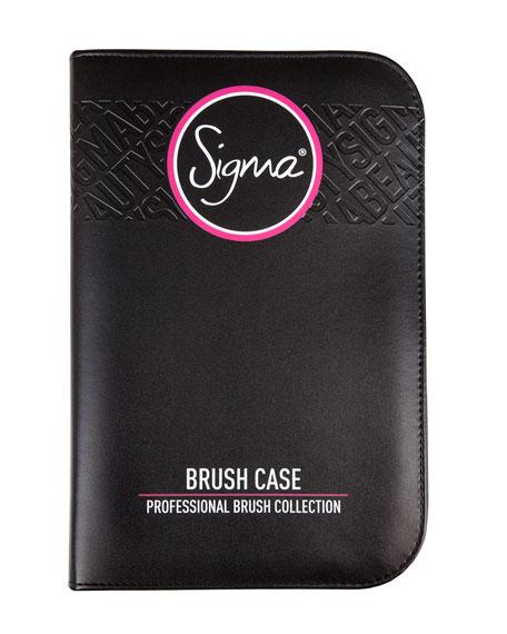 Sigma Beauty Brush Case – Black