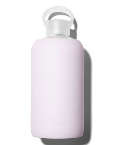 Glass Water Bottle, Lala, 34 oz./ 1L