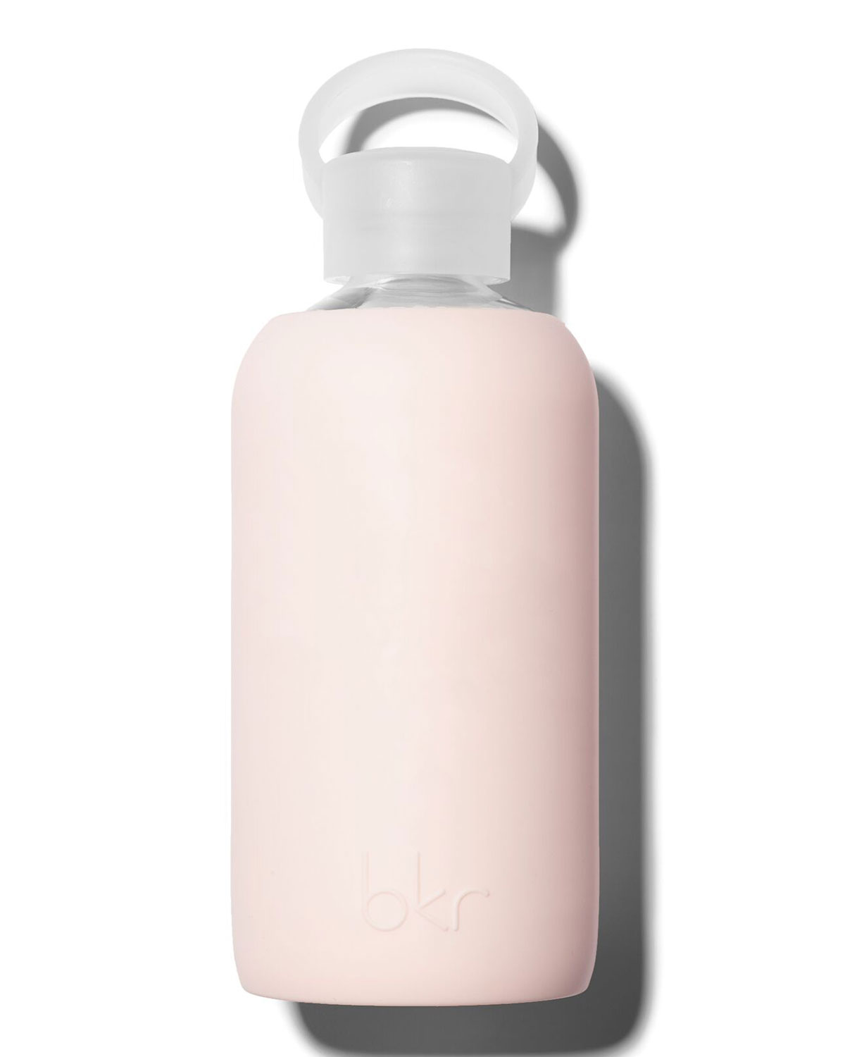 Bkr Glass Water Bottle, Tutu, 16 oz./ 500 mL