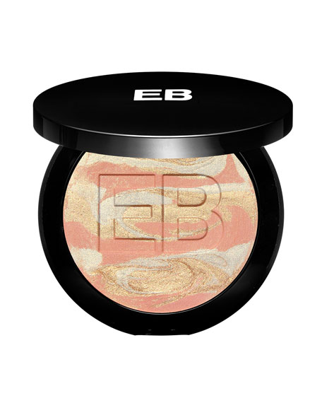 Edward Bess Marbleized Rose Gold Powder