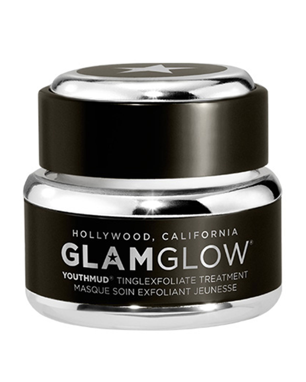 Glamglow YOUTHMUD TINGLEXFOLIATE TREATMENT, 0.5 OZ./ 15G