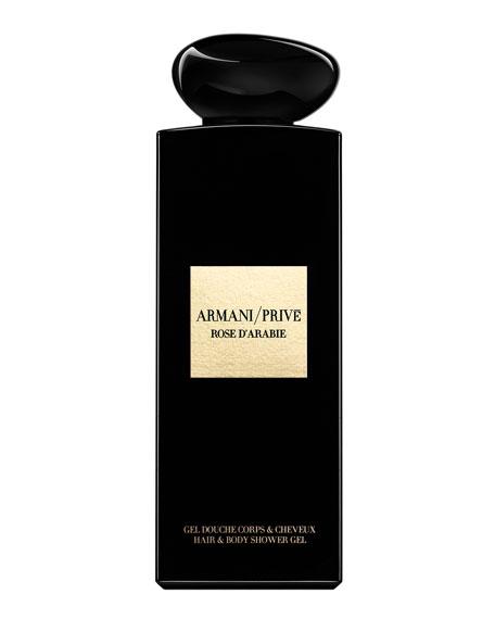 Giorgio Armani Armani Prive Rose D'Arabie Shower Gel, 6.7 oz./ 200 mL