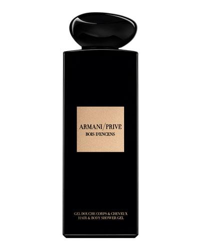 Armani Prive Bois D'Encens Shower Gel, 6.7 oz./ 200 mL