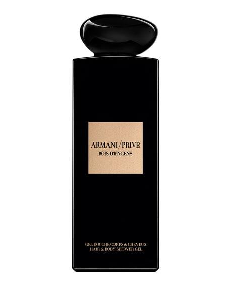Giorgio Armani Armani Prive Bois D'Encens Shower Gel, 6.7 oz./ 200 mL