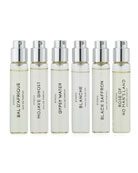La Selection Byredo, 6 x 0.4 oz./ 12 mL