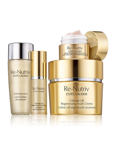 Limited Edition The Secret of Infinite Beauty Ultimate Lift Regenerating Youth Collection for Face