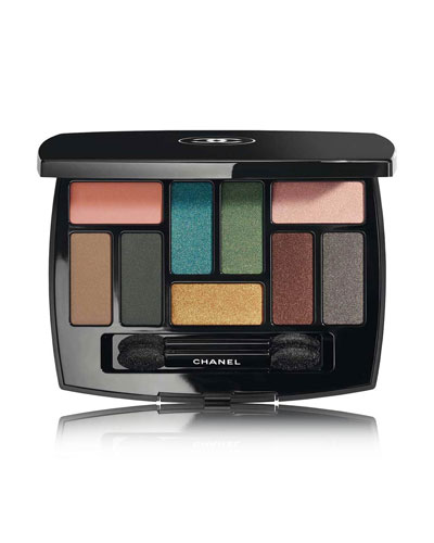 <b>LES 9 OMBRES</b><br>MULTI-EFFECTS EYESHADOW PALETTE