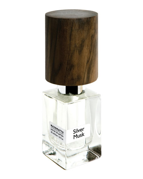 Nasomatto Silver Musk Extrait de Parfum, 1.0 oz./ 30 mL