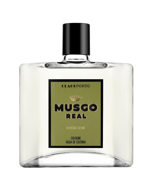 MUSGO REAL Classic Scent Eau De Cologne, 3.4 Oz./ 100 Ml