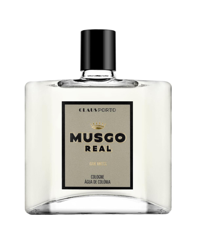 MUSGO REAL Oak Moss Eau De Cologne No. 2, 3.4 Oz./ 100 Ml