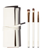 Limited Edition For Your Eyes Only Brush Roll (A $106 Value)