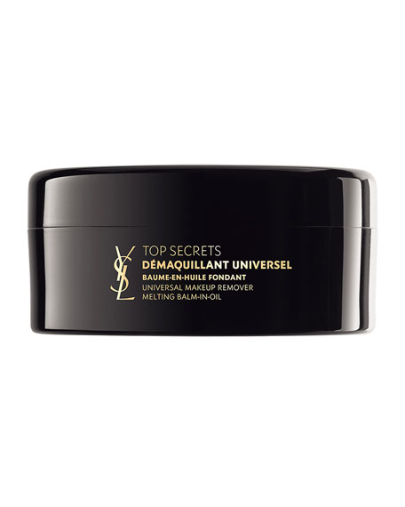 Yves Saint Laurent Beaute 4.2 oz. Top Secrets Universal Makeup Removing Balm-in-Oil