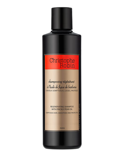 Regenerating Shampoo with Prickly Pear Oil, 8.4 oz./ 250 mL
