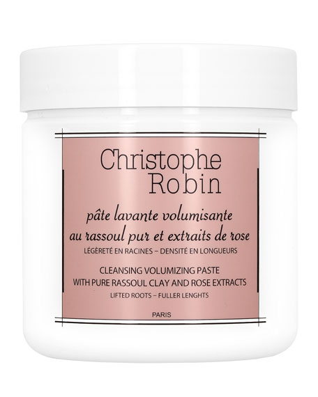 Christophe Robin 8.4 oz. Cleansing and Volumizing Paste with Rhassoul and Rose Extracts