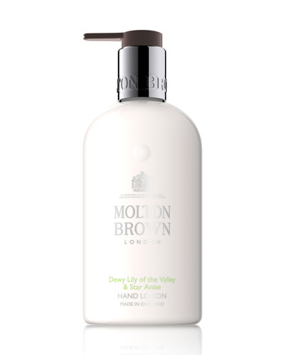 Dewy Lily of the Valley & Star Anise Hand Lotion, 10 oz./ 295 mL