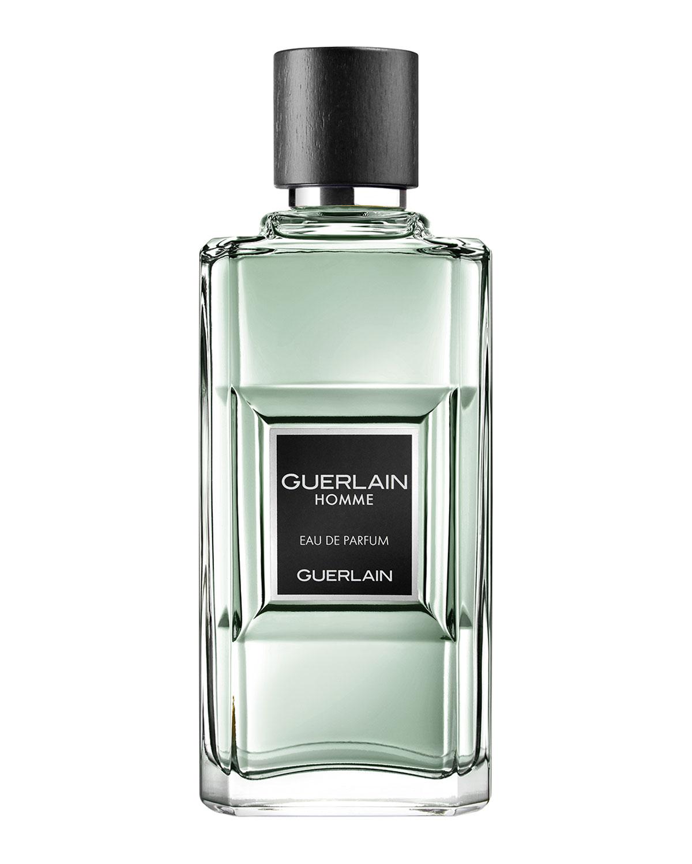 Guerlain Homme Eau de Parfum, 3.4 oz./ 100 mL