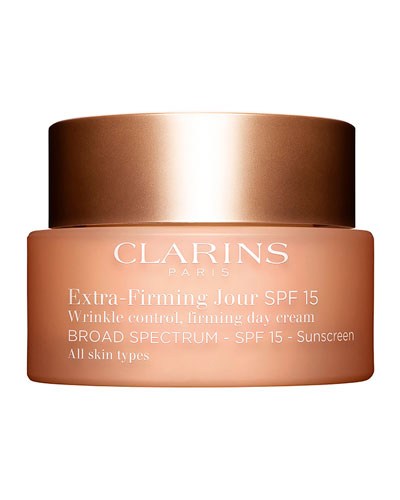 Extra-Firming Wrinkle Control Firming Day Cream Broad Spectrum SPF 15 ...