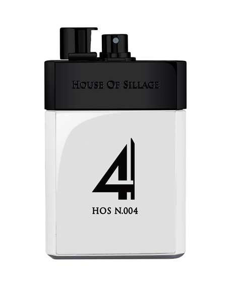 House of Sillage Signature HOS N. 004 for Men, 2.5 oz./ 75 mL