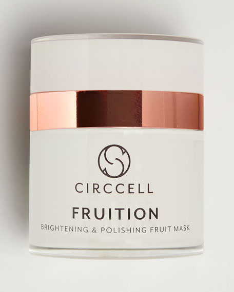 Circcell Skincare Fruition Brightening & Polishing Mask, 1.98 oz./ 59 mL