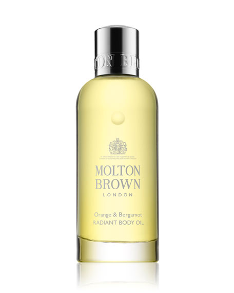 Molton Brown Orange & Bergamot Radiant Body Oil, 3.3 oz./ 97 mL