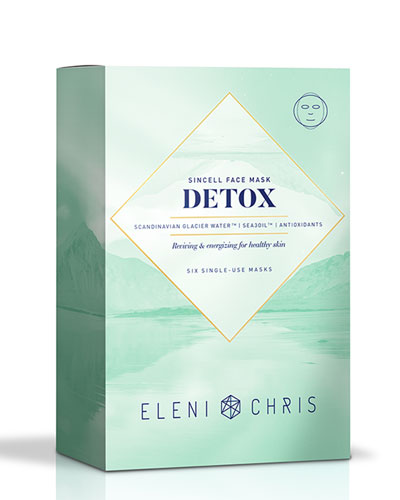 Sincell Face Mask Detox 6 Pack