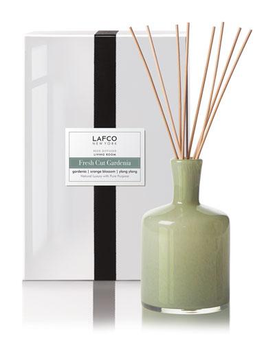 Fresh Cut Gardenia Reed Diffuser – Living Room, 15 oz./ 444 mL