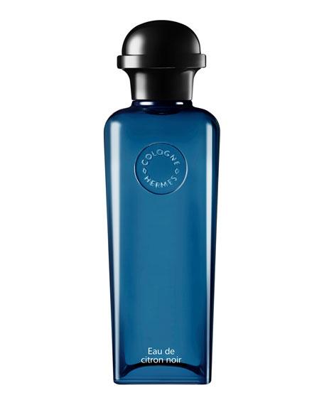 Hermès Eau de Citron Noir Eau de Cologne Bottle w/ Pump, 6.7 oz./ 200 mL