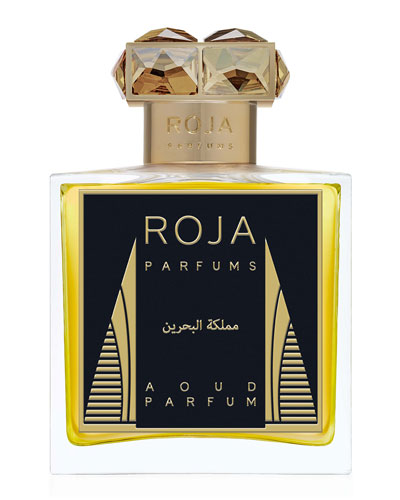 Kingdom of Bahrain Aoud Parfum, 1.7 oz./ 50 mL